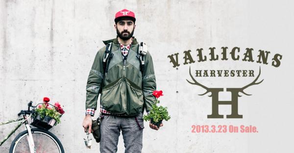 GRIFFIN HARTLAND × VALLICANS